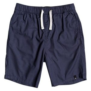 "Quiksilver Seaside Roads 16"" Elasticated Shorts"